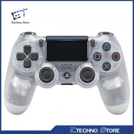 Sony DualShock 4 Gamepad PlayStation 4 Trasparente