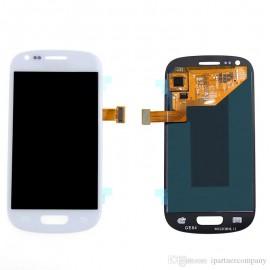 LCD SAMSUNG S3 MINI BIANCO