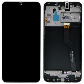 LCD A10 CON FRAME  NERO...