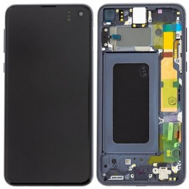 LCD S10E CON FRAME  NERO...