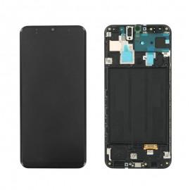 LCD A30 CON FRAME  NERO...