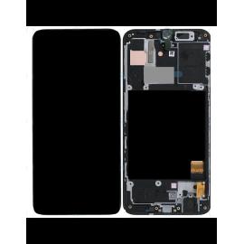 LCD A40 CON FRAME  NERO...