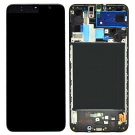 LCD A80  CON FRAME  NERO...