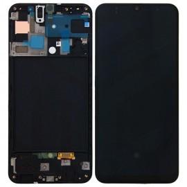 LCD A50  CON FRAME  NERO...