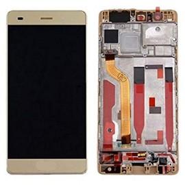 LCD P9  CON FRAME COLORE GOLD