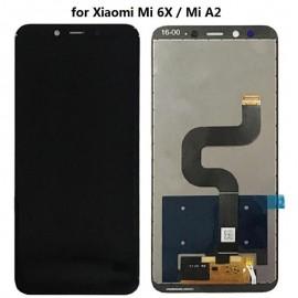 LCD XIAOMI MI A2 MI 6X NERO