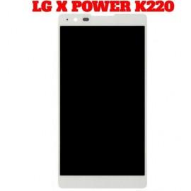 LCD LG XPOWER K220 BIANCO