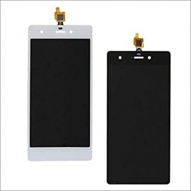 LCD WIKO PULP FAB 4G BIANCO