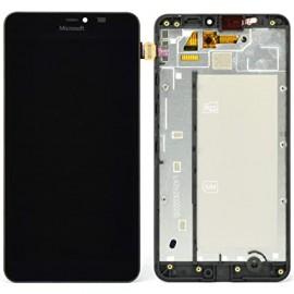 LCD NOKIA 640 XL COLORE NERO