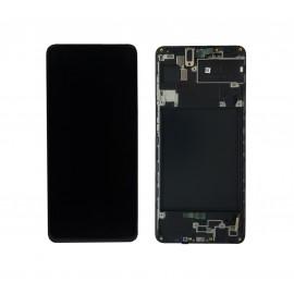 LCD A71 A715F COLORE NERO...