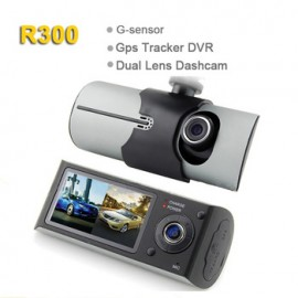 DVR WITH DOUBLE CAMERAS