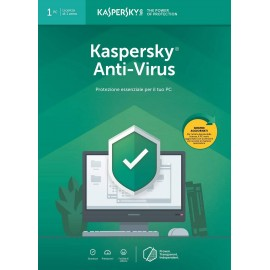 KASPERSKY ANTI-VIRUS 1PC 1...