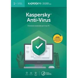 KASPERSKY ANTI-VIRUS 1PC 1...
