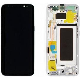 LCD SAMSUNG S8 VIOLA...