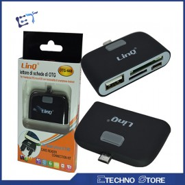 LinQ®448 Micro-USB Micro SD...