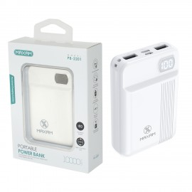 Power Bank MAXAM PB2201 BIANCO