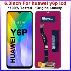 LCD Y6P HUAWEI NERO