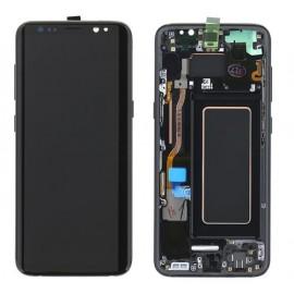 LCD SAMSUNG S8 NEROSERVICE...