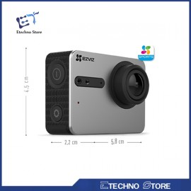 EZVIZ S5 ACTION CAM 4K...