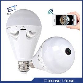 Wireless IP Camera Light...