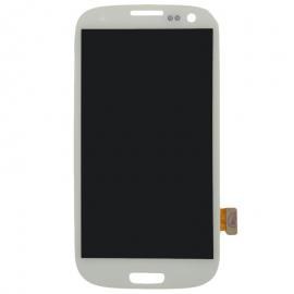 LCD SAMSUNG S3 COLORE BIANCO ORIGINALE