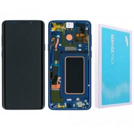 LCD S9 PLUS COLORE BLUE SERVICE PACK